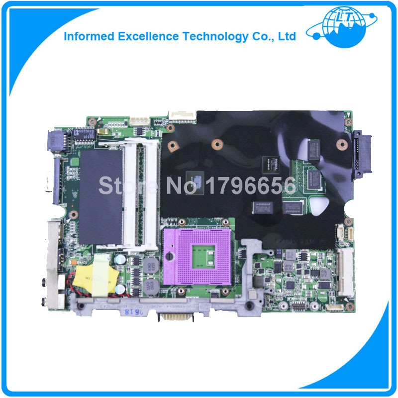Asus K40IE K40ID laptop anakart mianboard, K50IE, X8AID, X8AIE laptop